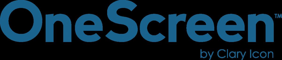 Onescreen logo