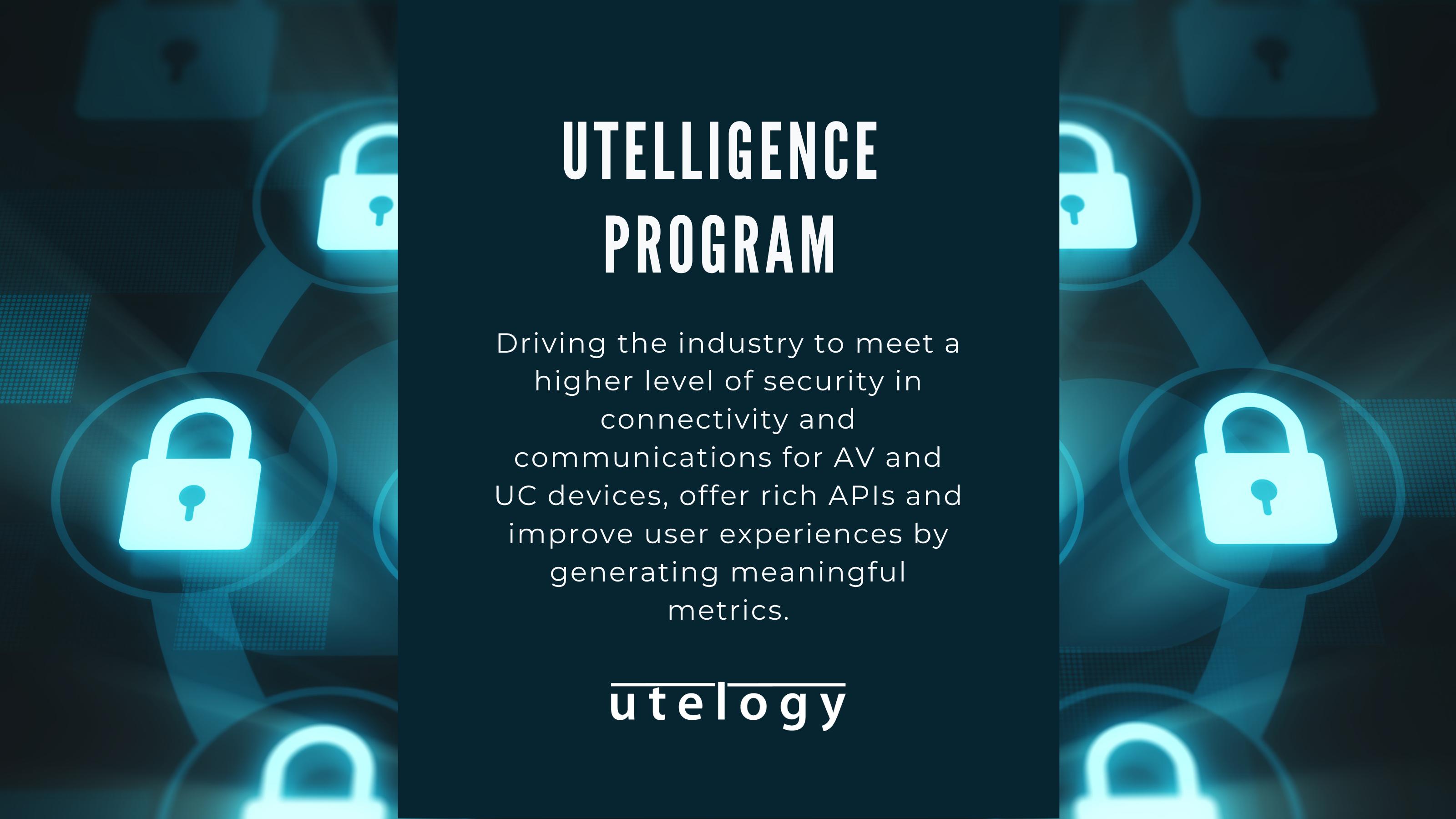 Utelogy launches Utelligence Program